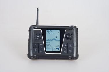 Umpan perahu bagian untuk Remote Control Handset dengan resolusi tinggi LCD, Duplex Digital penuh